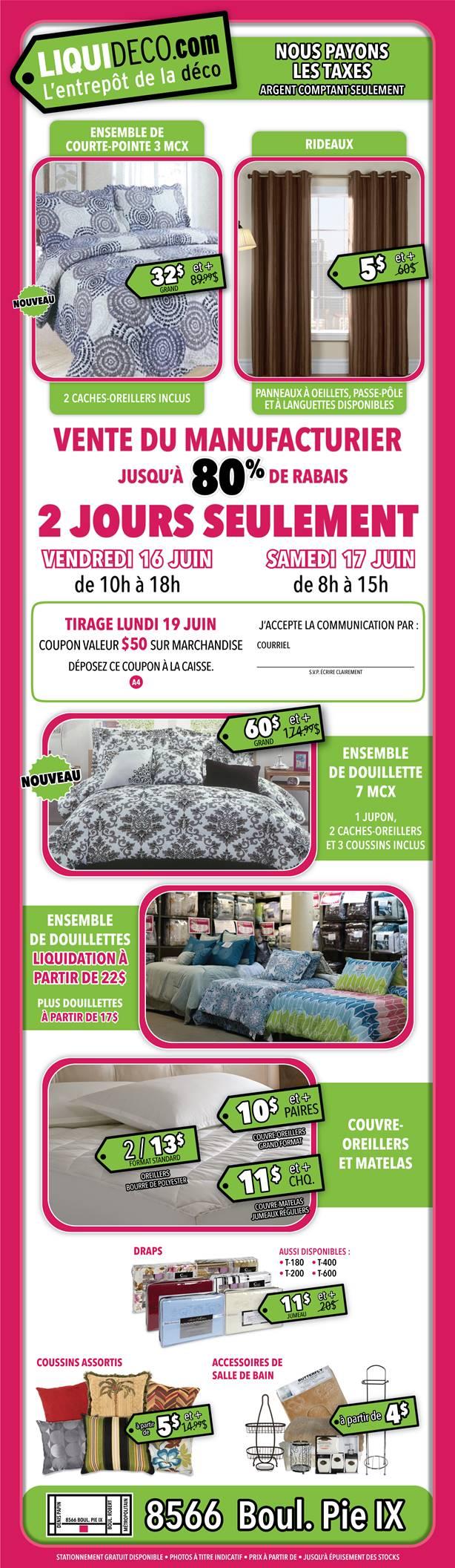 Liquideco June Sale image00341